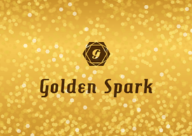 Textures of Golden Spark