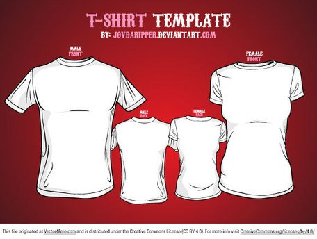 Baseball t Shirt Vector Template Vector T-shirt Template