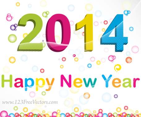 Happy New Year 2014