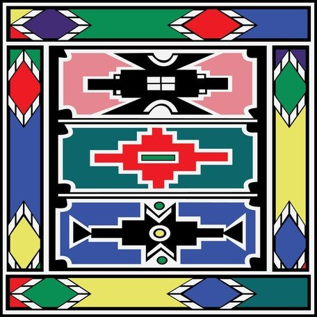 Ndebele Artwork