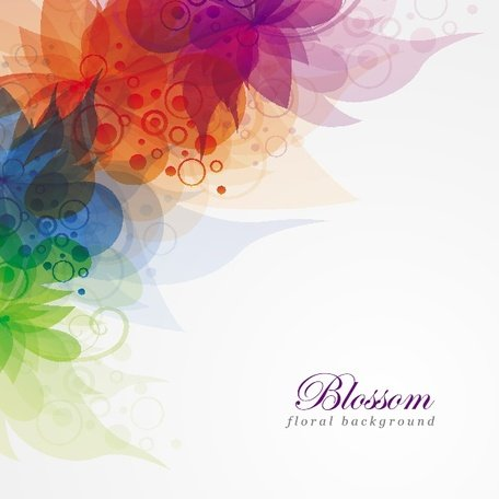 BLOSSOM VECTOR BACKGROUND.eps