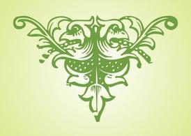 Antieke Ornament Design