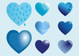 Heart Vector Icons