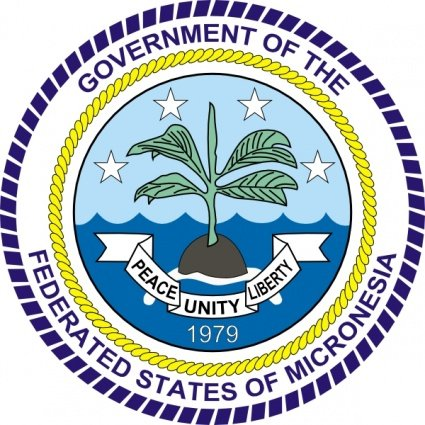 Coat Of Arms Of The Federated States Of Micronesia