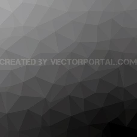 GREY POLYGONAL VECTOR BACKGROUND.eps