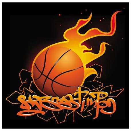 BALONCESTO GRAFFITI VECTOR.eps