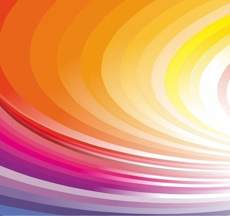 Vector Abstract Colorful Background Artwork