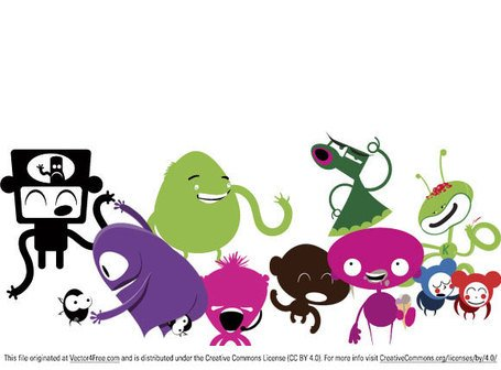 Monstro Vector Pack