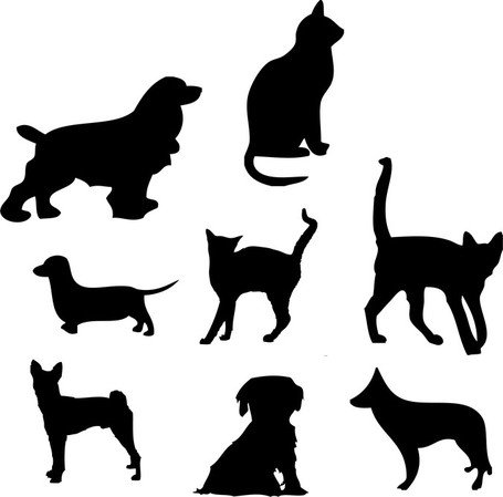 house animals clip art free download