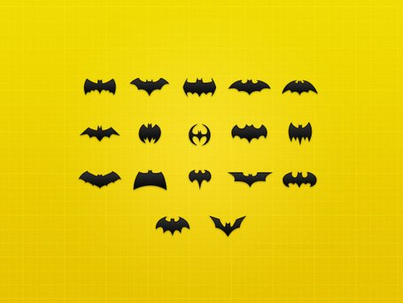 Batman icoon collectie