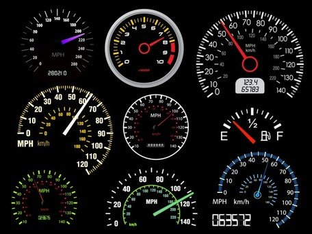 Automobile Mileage Rate Table