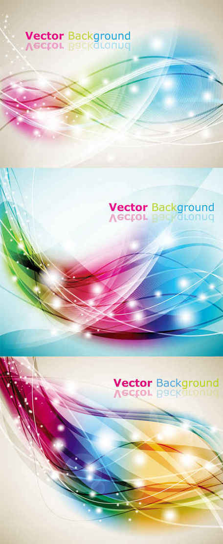 Colorful Abstract Backgrounds