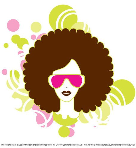 Mujer afro