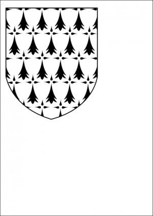 Bretagne Coat Of Arms