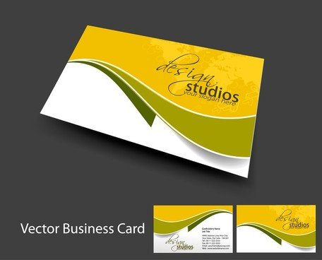 Brilliant Dynamic Business Card Template 05