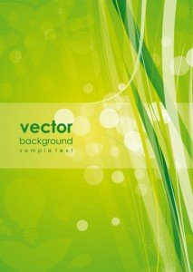 Illustrations stock vert-fond-vecteur