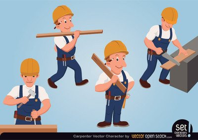 free carpenter clipart and vector graphics clipart me rh clipart me carpenter clipart clipart carpenter man