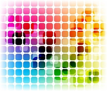 Colorful Design Abstract Background