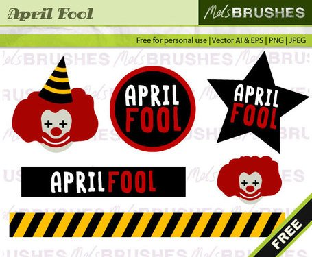 Free April Fools Day, Vector Images - Clipart.me