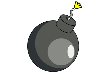 Clipart Bombe free remote bomb clipart and vector graphics - clipart