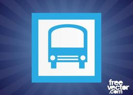 Bus pictogram Graphics