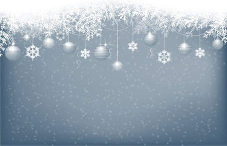 Dream Christmas Background