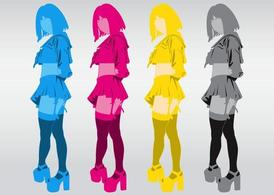 Chicas CMYK