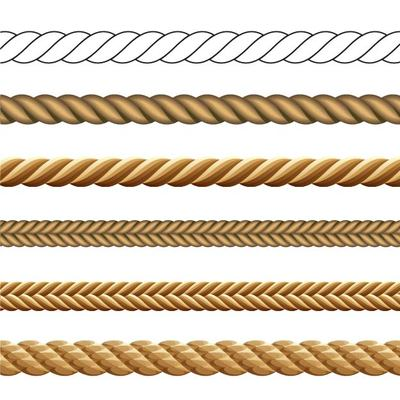 Abstract Rope Pack, Vector Image - Clipart.me