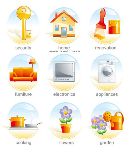 Beautiful oval crystal icon, Vector Graphic - Clipart.me
