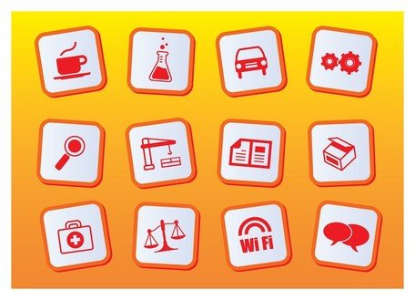 Gratis Vector Icon Graphics