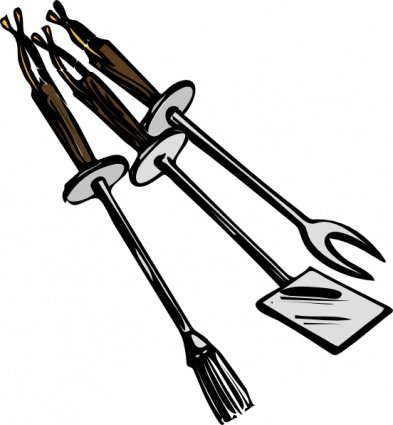 BBQ Barbecue Grilling Tools