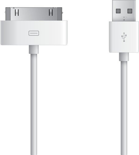 Apple dockconnector gratis