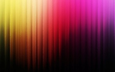 Abstract Wrinkles Colorful Background