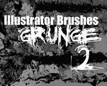 Illustrator Grunge Borstels 2