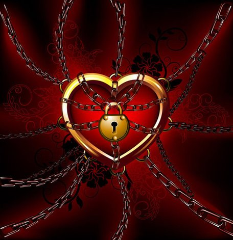 Free Heart lock Clipart and Vector Graphics - Clipart.me