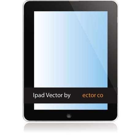 IPAD FREE VECTOR IMAGE.eps