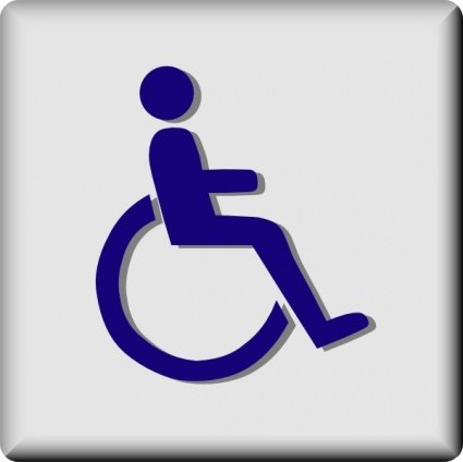 Hotel pictogram Wheelchair Accessible