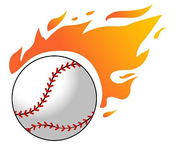 free baseball flame clipart and vector graphics clipart me rh clipart me baseball clipart free download baseball clipart pictures