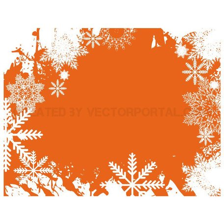 WINTER ABSTRACT STOCK VECTOR IMAGE.ai