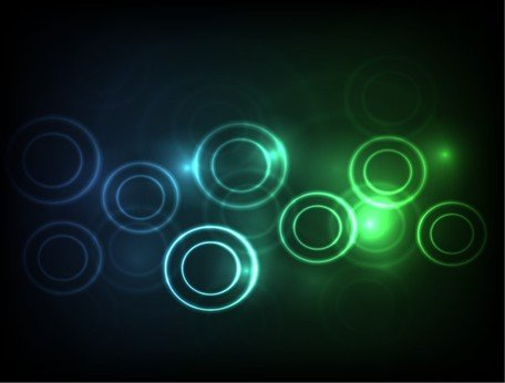 Symphony Circular Background