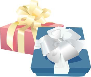 Gift and Present Vector 34