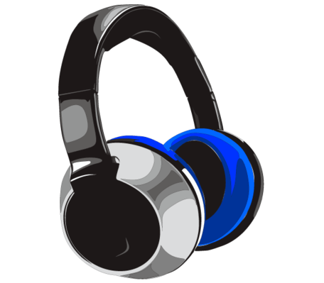 free free headphones vector art clipart and vector graphics clipart me rh clipart me dj headphones vector free