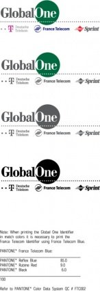 Global One ID logo
