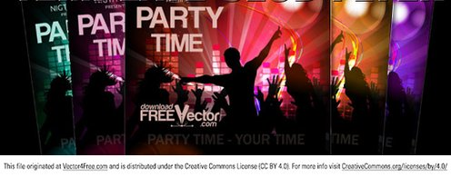 Vector mall Flyer