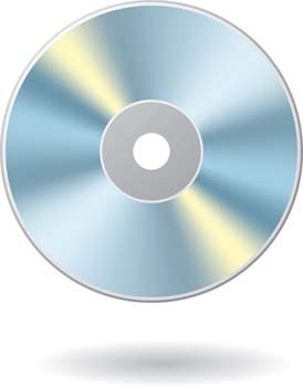Cdrom and dvdrom vector 7