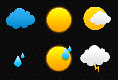 Weather PNG's