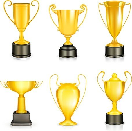 Free Trophy Clipart And Vector Graphics