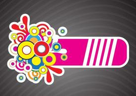Colorful Crazy Banner