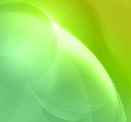 Licht achtergrond Green Abstract