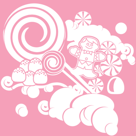 Candy Land Vector Pack
